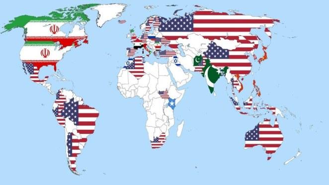 dünya barışını tehdit eden ülke