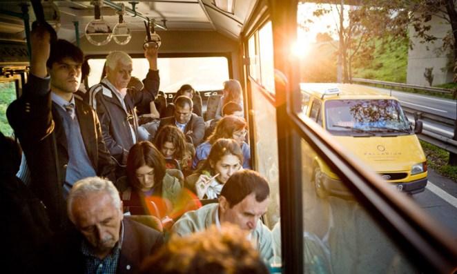 otobüs fotoğrafları