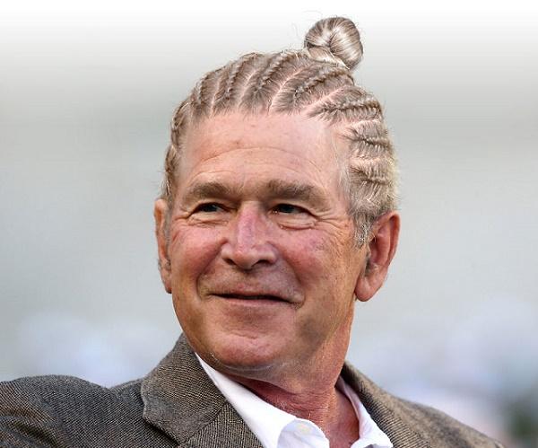 bush topuz saç