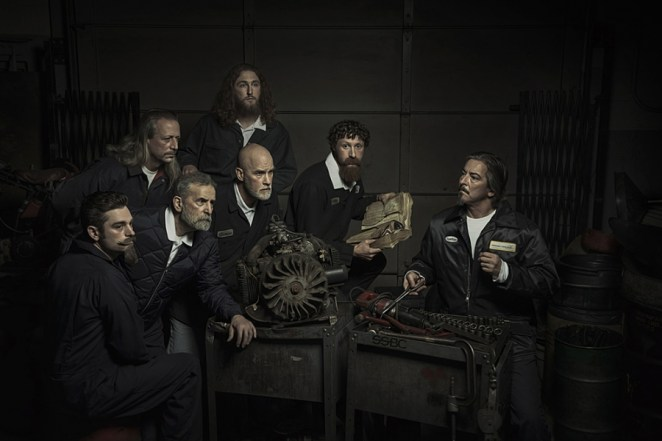 The Anatomy Lesson by R