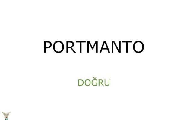 portmanto