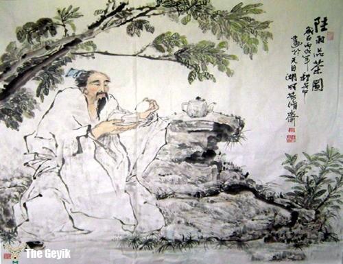 Lu-Yu çay tarihi