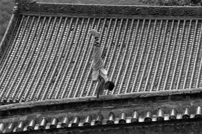 Monks-şaolin