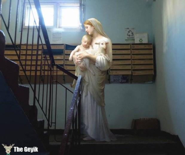 Resimlerden Günümüze Gelen Klasik Dönem İnsanları Alexey Kondakov 5