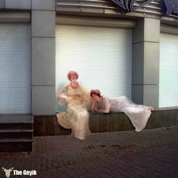 Resimlerden Günümüze Gelen Klasik Dönem İnsanları Alexey Kondakov 6