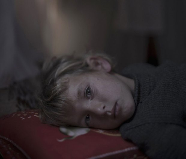 Suriyeli göçmen çocukların yattığı yerler magnus wennman 8