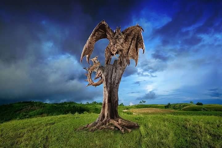 heykel tahta