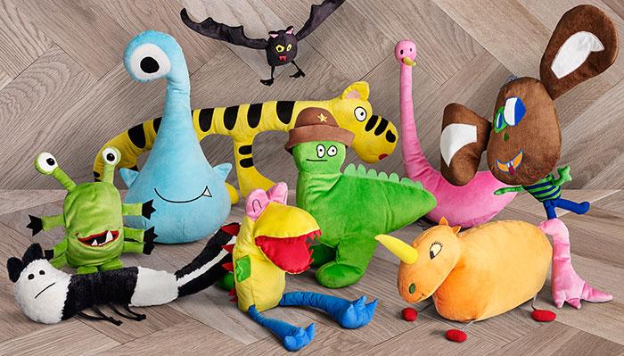ikea oyuncakları