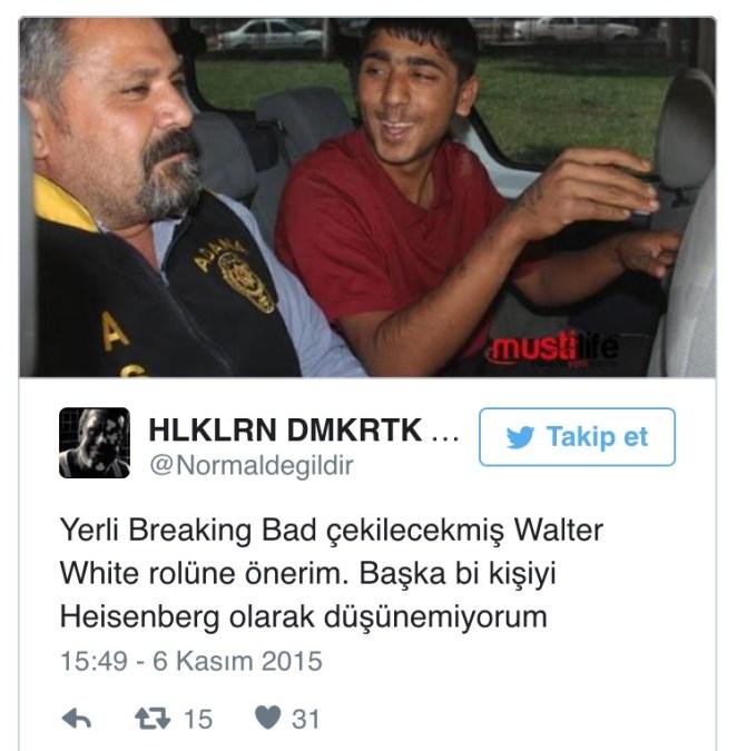 Breaking Bad Türkiye