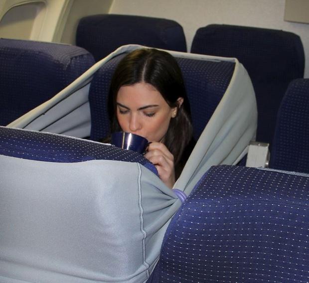 uçaktaki rahatsız edici tipler 12