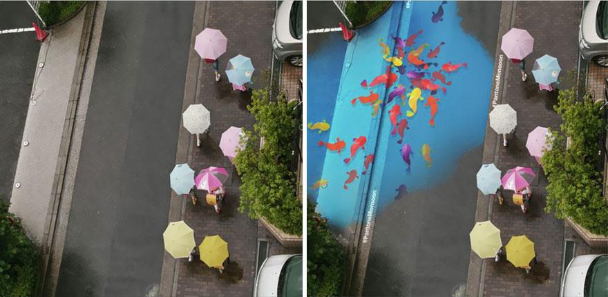 yol sokak sanatı