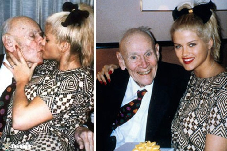 Anna Nicole Smith (J. Howard Marshall)
