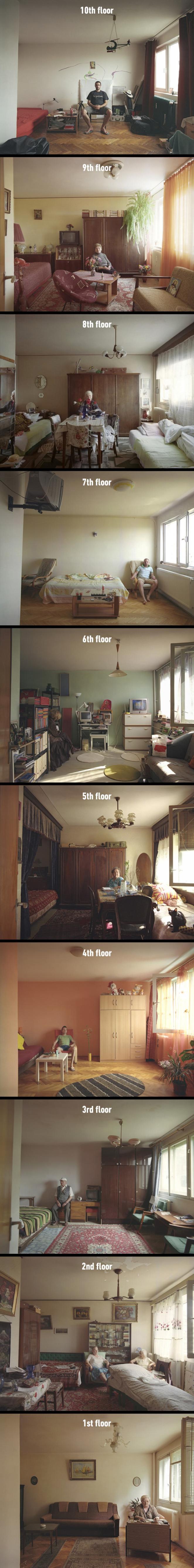 evin her katı farklı