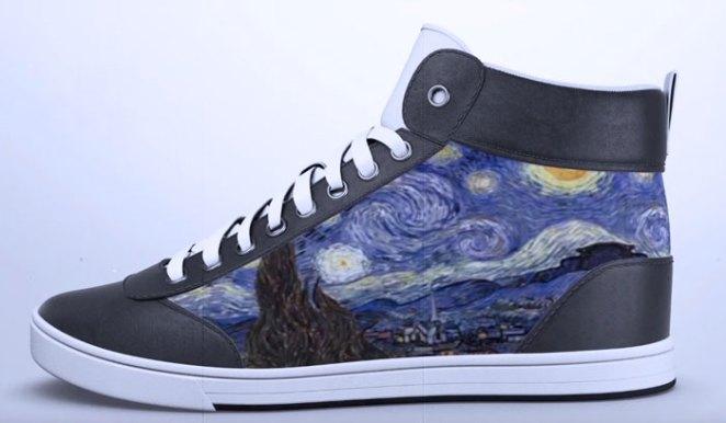 Renk Değiştirebilen Ayakkabı