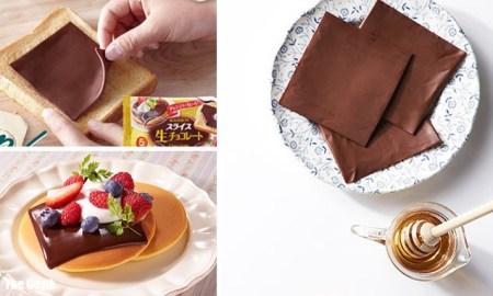 dilim çikolata