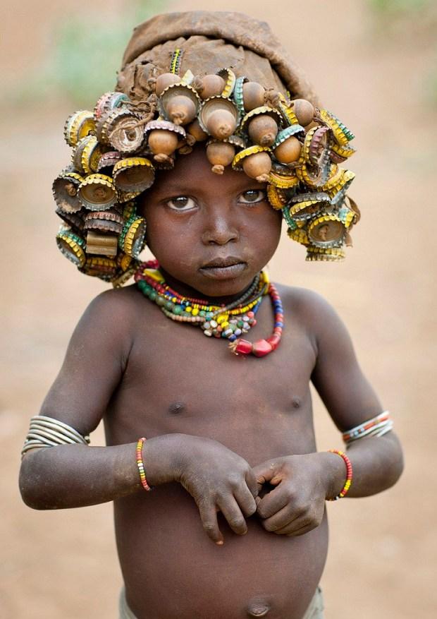 etiyopya kabile foto