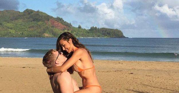 fotoğrafına photoshop isteyen çift