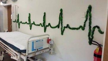 hastane yılbaşı