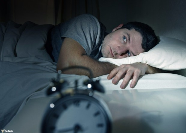 uykusuz adam