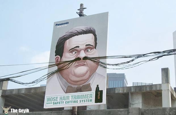 yaratıcı reklamlar