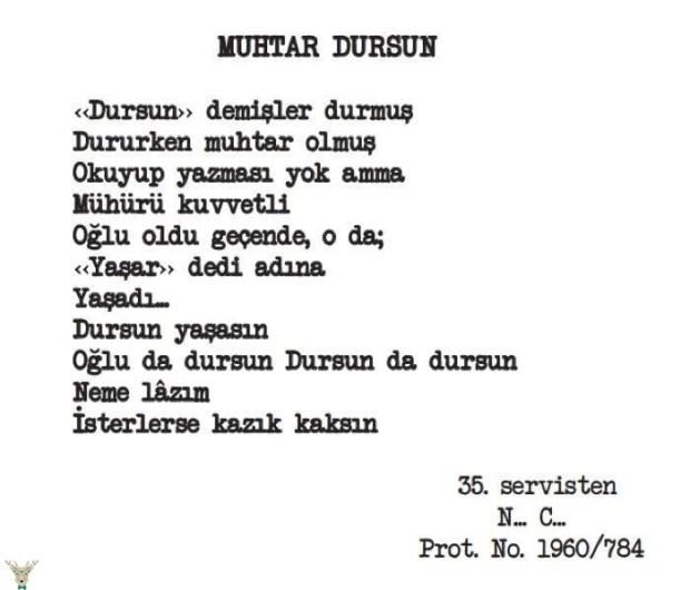Akıl Hastalarının Yazdıkları Şiirler 16
