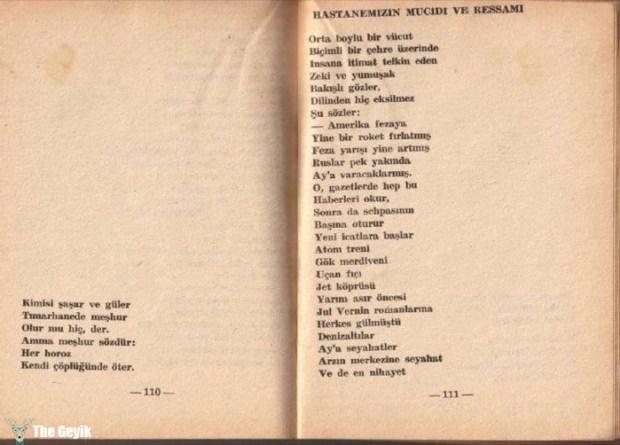 Akıl Hastalarının Yazdıkları Şiirler 7