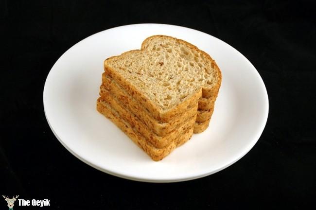 kızarmış ekmek