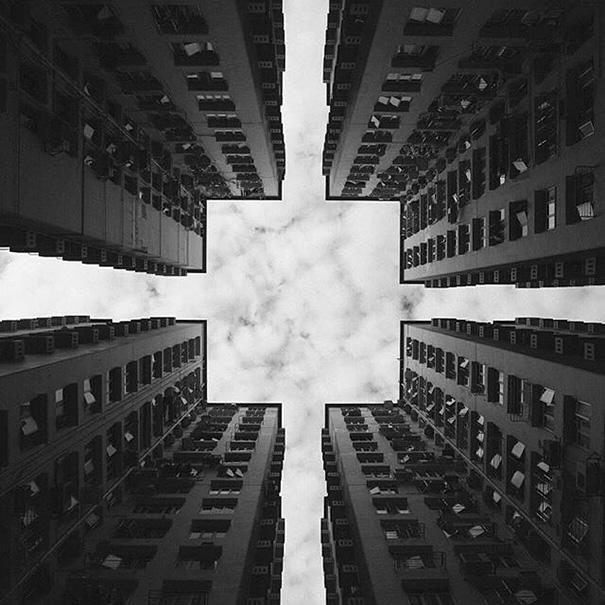 simetrik fotoğraflar