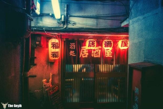 tokyo sokakları 12