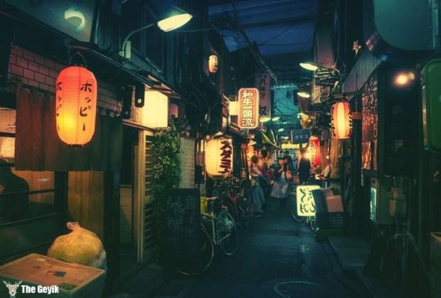 tokyo sokakları 4