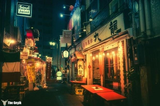 tokyo sokakları 8
