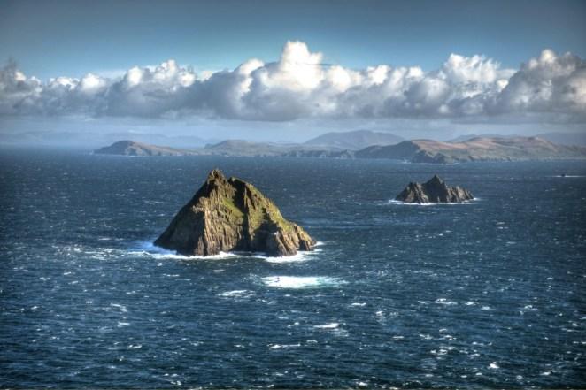 The Skellig Islands