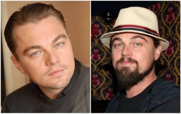 Ünlülerin sakallı ve sakalsız halleri 1