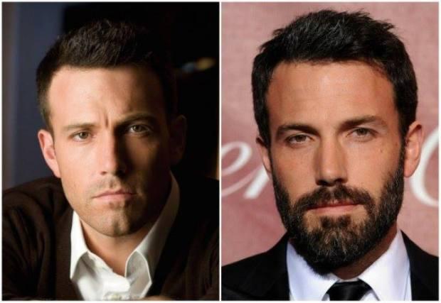 Ünlülerin sakallı ve sakalsız halleri 2