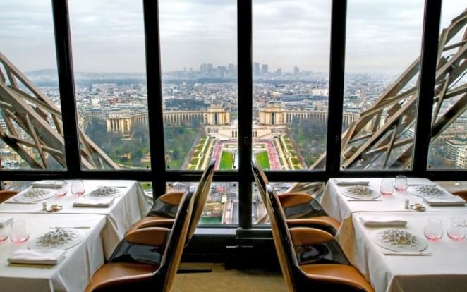Le Jules Verne in Paris, France