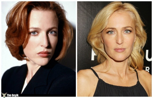 X Files Dana Scully