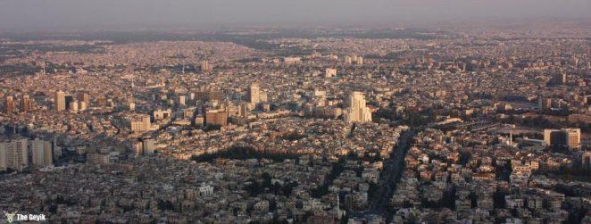 Şam, Suriye'nin başkentidir.