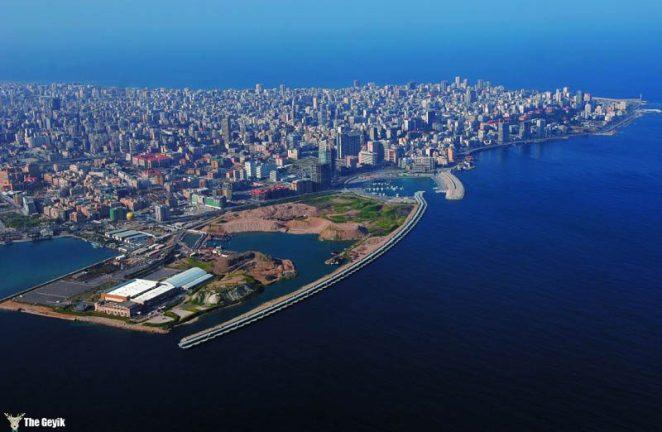 Beyrut, Lübnan'ın başkentidir.
