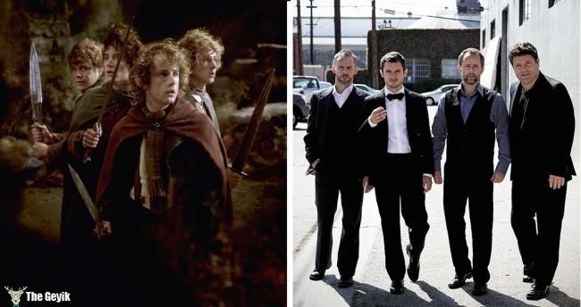 Film karakterleri yıllar sonra bir araya gelse 1