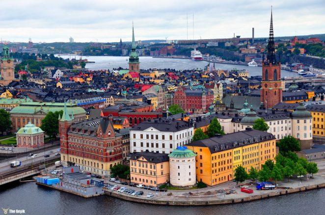 Stockholm, İsveç'in başkenti ve en büyük şehridir.