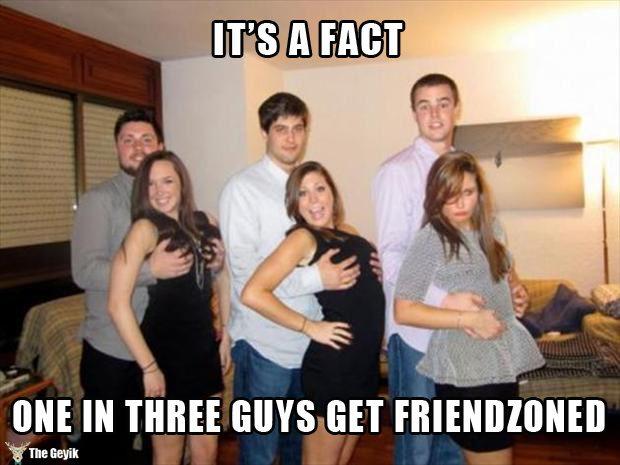 Hoşlandığı kızla arkadaş kalacağı kesinleşmiş 10 erkek
