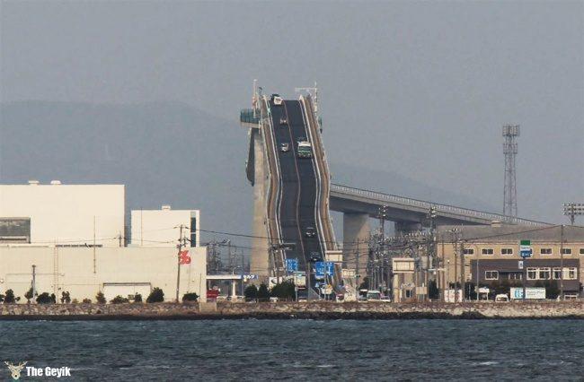 hayır photoshop degil japonyada bir yol
