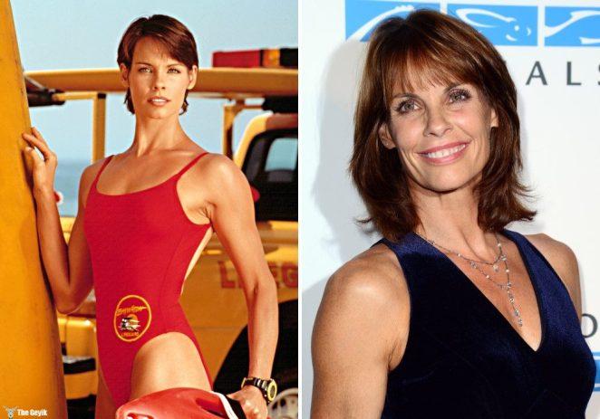 Alexandra Paul (52) — Stephanie Holden
