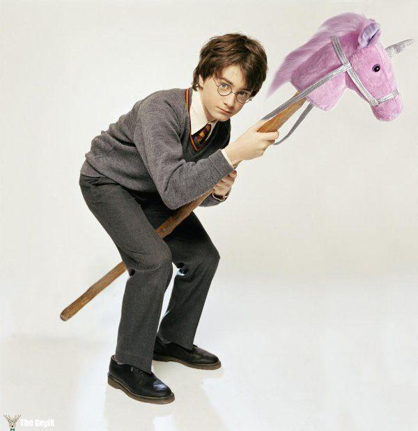 Harry Potter trolleme photoshop3