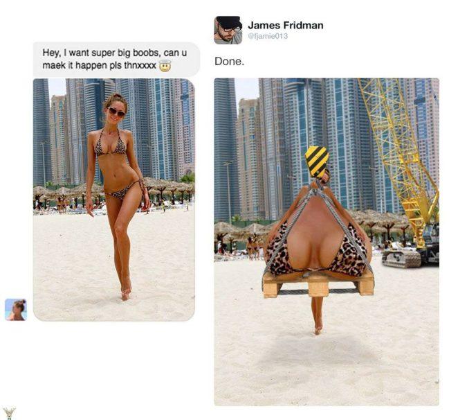James Fridman komik photoshop11