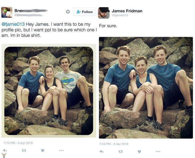 James Fridman komik photoshop4