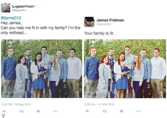 James Fridman komik photoshop5