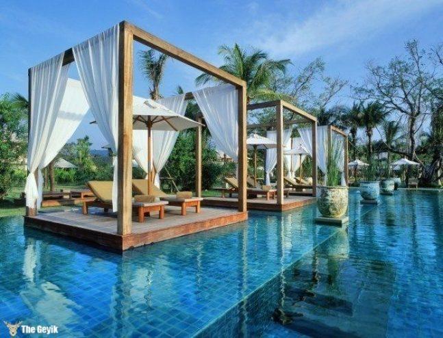 The Sarojin resort Tayland