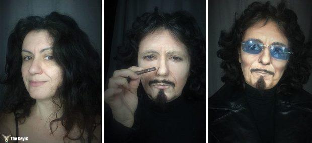 Tony Lommi from the Black Sabath