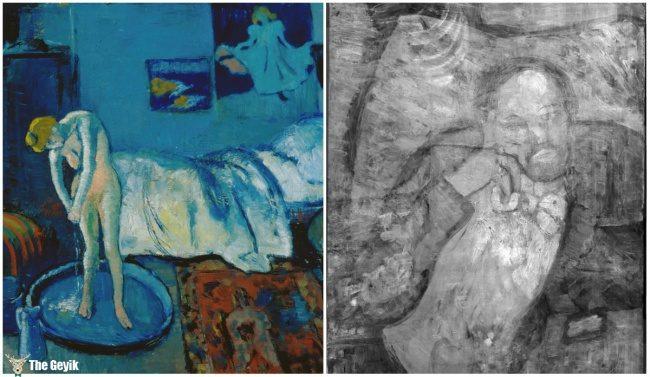 unlu sanat eserlerine resimlere gizlenmis sirlar3